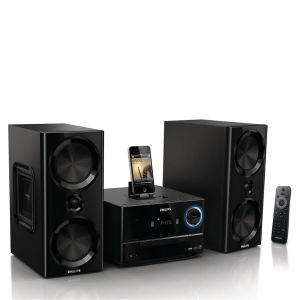 Philips DCM3020/05 Classic Micro Music System with Dock