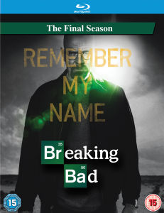 Breaking Bad - The Final Season (Bevat UltraViolet Copy)