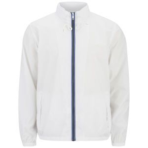 55 Soul Men's Eton Jacket - White