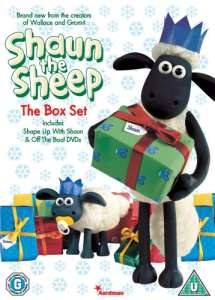 Shaun The Sheep - The Christmas Giftset