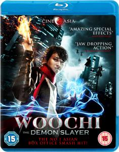 Woochi - The Demon Slayer