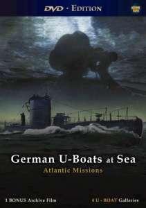 German U-Boats At Sea-Atlantic Missions