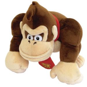 Super Mario Bros. Nintendo Plush - Donkey Kong (24cm)