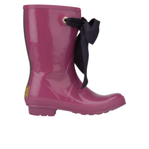 Joules Women's Millie Wellies - Magenta