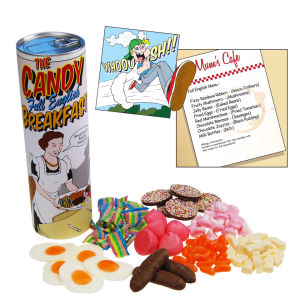 The Candy Fully English Breakfast
