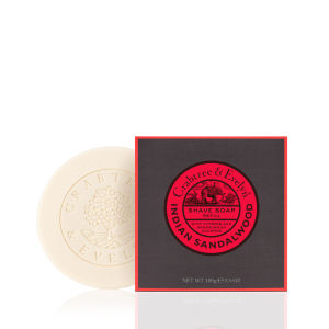 Crabtree & Evelyn Indian Sandalwood Shave Soap Refill (100g)