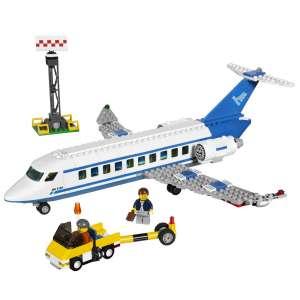 LEGO City: Airport Passenger Plane (3181)