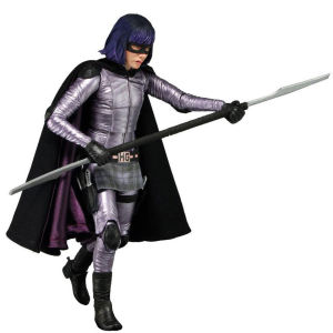 Kick Ass 2 - 7 Inch Scale Action Figure - Hit Girl