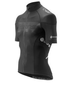 Skins Men's C400 Compression Jersey - Black