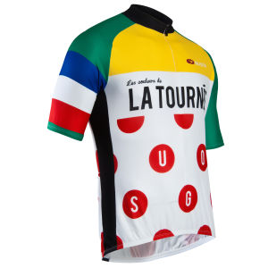 La Tournee Men's Jersey - White