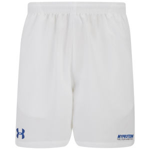 "Pantalones Cortos Under Armour® Elite 6"" Para Hombre - Blanco"