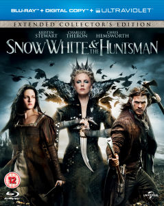 Snow White and the Huntsman (Bevat Digital en UltraViolet Copies)