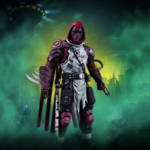 Batman Arkham City: Series 3: Azrael Action Figure