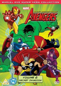Avengers: Earth's Mightiest Heroes - Volume 6