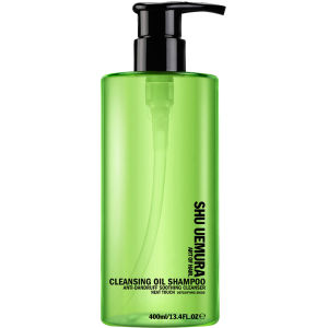 Shu Uemura Anti-Dandruff Soothing Cleanser (Anti-Schuppen Shampoo) 400ml