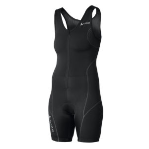 Odlo Women's Soul Cycling Body Suit - Black
