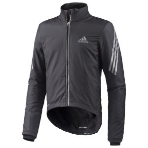 adidas Supernova Windbreaker Jacket - Black/Silver