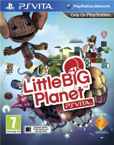 LittleBigPlanet (Vita) PAL UK
