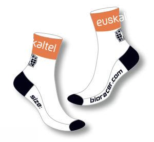 Euskaltel Euskadi Team Race Socks - 2013
