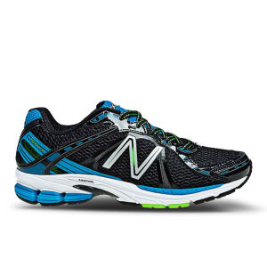 New Balance Men's M780BB3 Neutral Running Shoes - Black/Blue