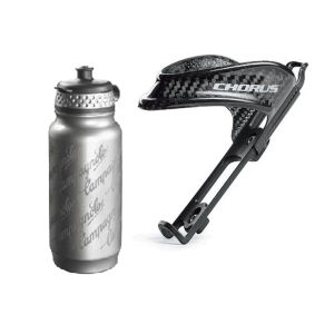 Campagnolo Chorus Water Bottle Cage and Bottle
