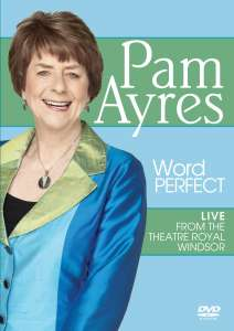 Pam Ayres: Word Perfect - Live at the Theatre Royal Windsor