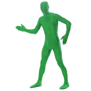 Morphsuits Green