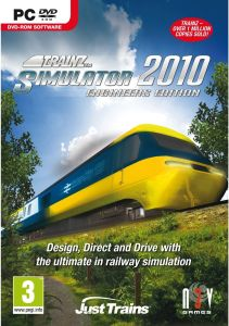 Trainz 2010 - Engineers Edition PAL UK