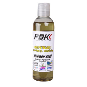 Morgan Blue PBK Competition 1 Warm Up Massage Oil - 200ml