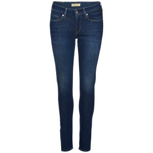 Levi's Made & Crafted Women's Empire Mid Rise Skinny Bounty Jeans - Blue