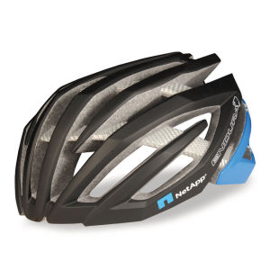 Team NetApp Endura Helmet - Blue