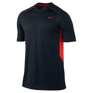 Nike Men's Legacy Short Sleeve T-Shirt - Black