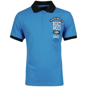 Ecko Men's Lexington Polo - Blue/Navy