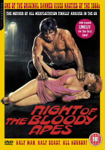 Night of Bloody Apes