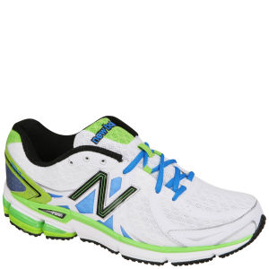 New Balance Men's M780 v2 Neutral Trainer - White/Green