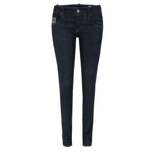 Diesel Women's Grupee Super Slim Denim Jeans - Denim Blue 881K