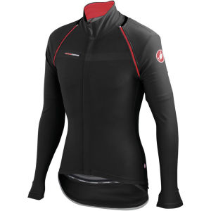 Castelli Gabba 2 Convertible Jacket - Black