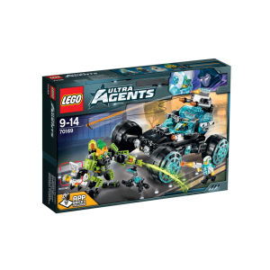 LEGO Ultra Agents: Agent Stealth Patrol (70169)