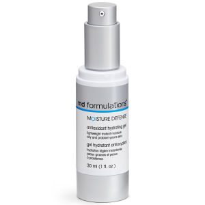 MD FORMULATIONS MOISTURE DEFENSE ANTIOXIDANT HYDRATING GEL (30ml)