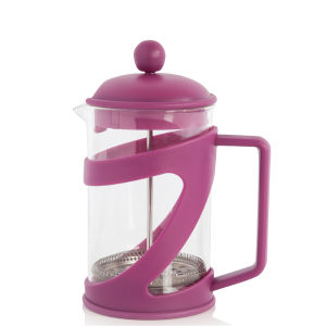 Cook In Colour 6 Cup Cafetiere - Purple