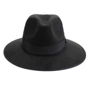 Impulse Women's Fedora Hat - Black
