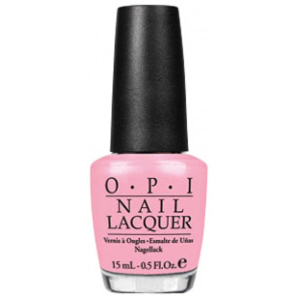 OPI I Think In Pink Nail Lacquer (15ml)