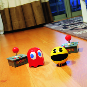 Pac-Man Remote Control Pac-Man and Ghost Racers