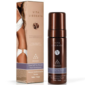 Vita Liberata Moment by Moment Rapid Development Tinted Tan Mousse - 100ml