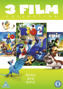 Rio 1/Rio 2/Epic Box Set