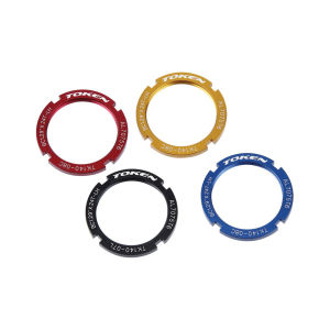 Token Track Lock Ring