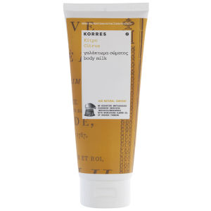 Korres Citrus Body Milk Shower Gel Duo
