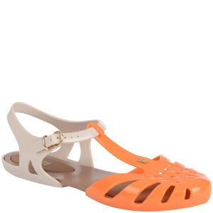 Melissa Women's Aranha Hits Jelly Sandals - Orange
