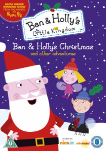 Ben and Holly's Little Kingdom: Ben and Holly's Christmas - Volume 7