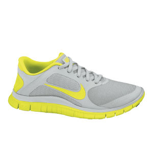 Nike Women's Free 2.0 V3 Running Shoe - Dusty Grey